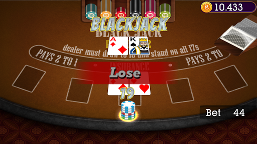 Casino Blackjack 1.1.2 screenshots 16