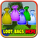 Loot Bags for Minecraft PE icon