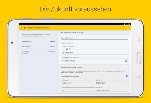 Postbank Finanzassistent  screenshots 21