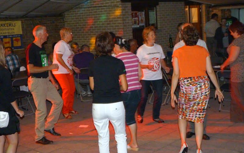 Paellafestijn & Kermisbal 2012