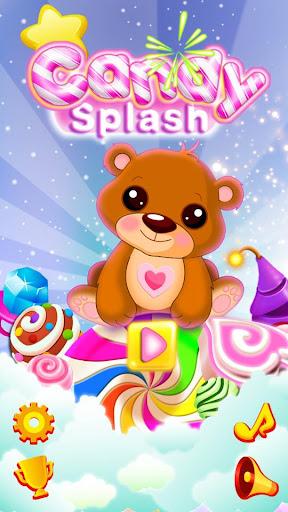 糖果愛心小熊消除