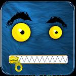 Monster Zipper Lock Screen Icon