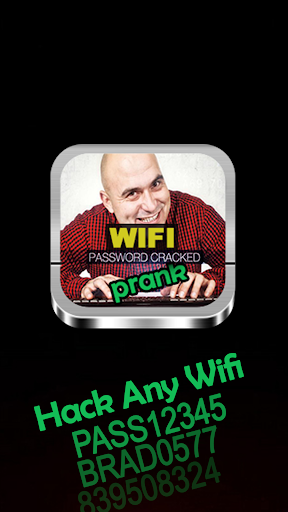 Hack Any Wifi - Prank