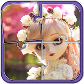 Cute Dolls Jigsaw Puzzle