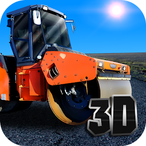 Road Construction Simulator 3D for PC and MAC