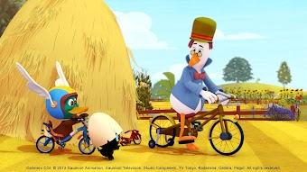 サイクリングに行こう!