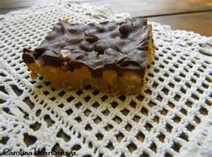 Butterfinger Bars Recipe
