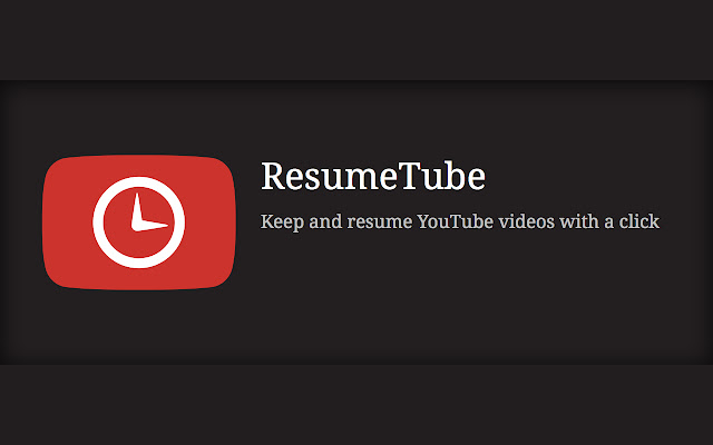 ResumeTube