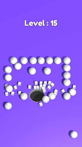 Blocks Catcher Hole 1.8 screenshots 2