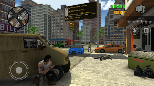 Clash of Crime Mad City War Go 1.1.2 screenshots 6