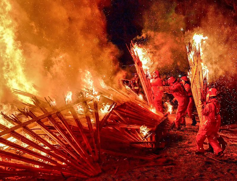 Una squadra contro il fuoco di Diana Cimino Cocco