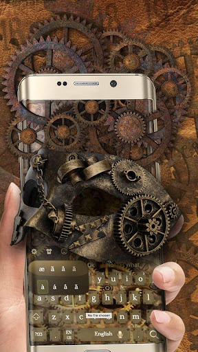 Download Steampunk Keyboard Free For Android Steampunk Keyboard Apk Download Steprimo Com