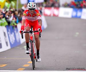Deceuninck-Quick Step accueille un coureur italien