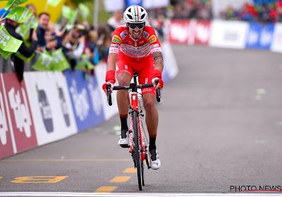 Nieuwe aanwinst voor Lefevere: Italiaanse klimmer op weg naar Deceuninck-Quick.Step