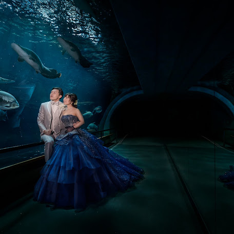 Wedding photographer Kenji Mizuno (photoimagic). Photo of 15.02.2018