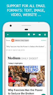 EasyMail – easy & fast email Apk Latest Version Download For Android 6
