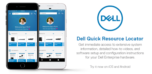 Dell Quick Resource Locator - Apps on Google Play