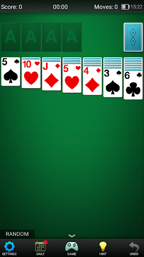Solitaire!  gameplay | by HackJr.Pw 1
