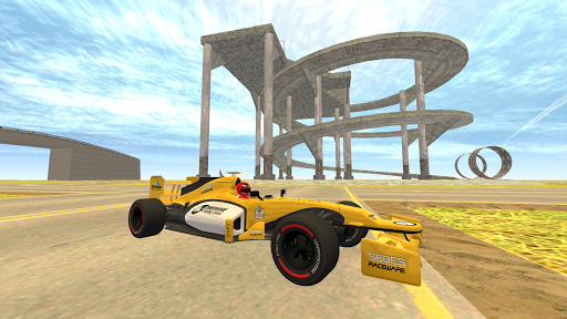 Formula Car Racing u2013 Police Chase Game 1.19 screenshots 3