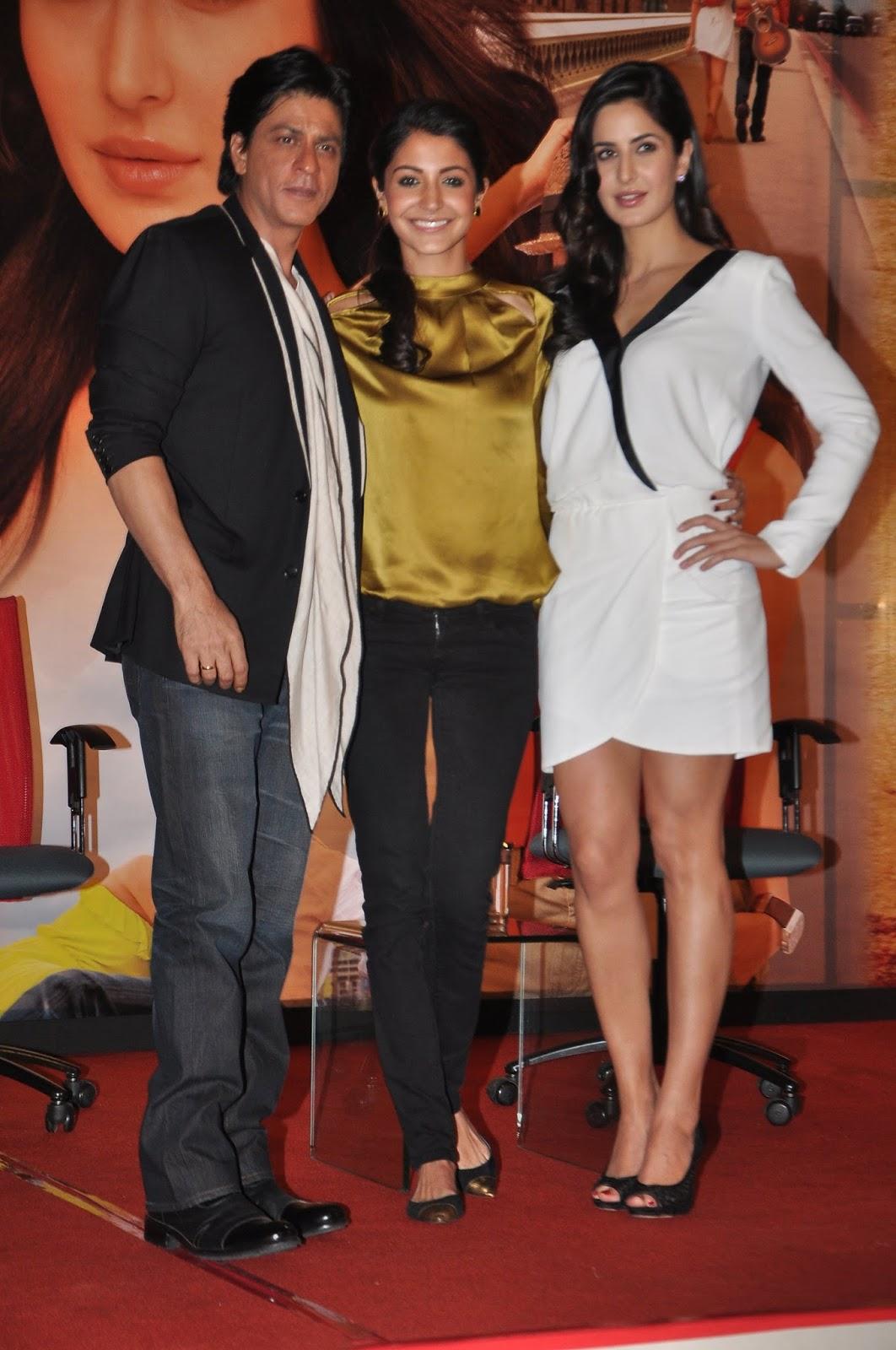 Katrina Kaif Showcasing In a White Short Dress
