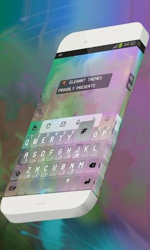 玩免費個人化APP|下載蔓粉紅色 TouchPal app不用錢|硬是要APP