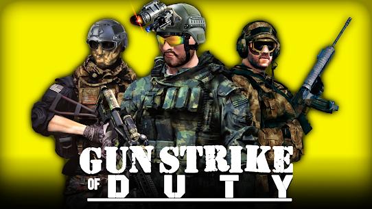 Gun Strike Call for Duty – Offline Shooting 1