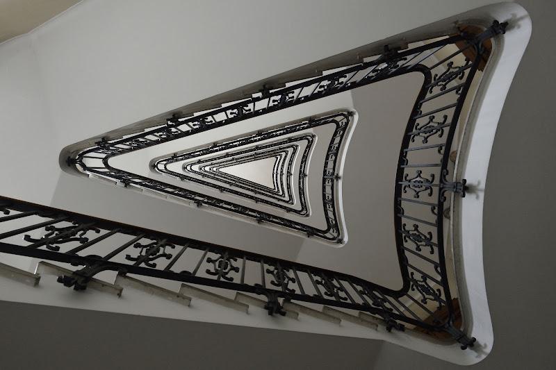 Il triangolo  di Matteo Faliero