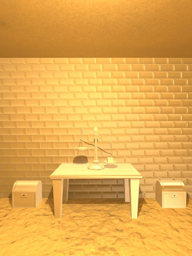 Escape Game - Golden room- screenshot