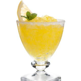 Lemon Granita.