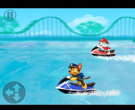 Jetski Paw Racers Patrol 1.0 screenshots 3