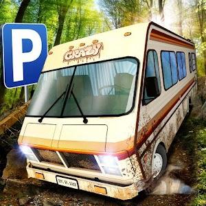 Camper Van Truck Simulator icon do Jogo