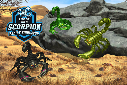 Wild Scorpion Family Jungle Simulator 1.3 screenshots 4