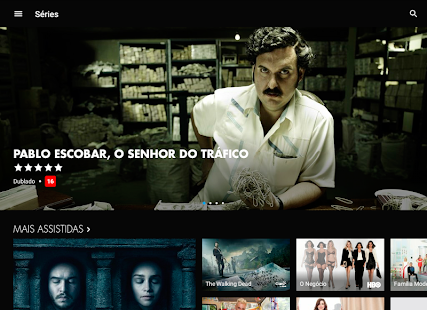 NOW  NET e Claro- screenshot thumbnail
