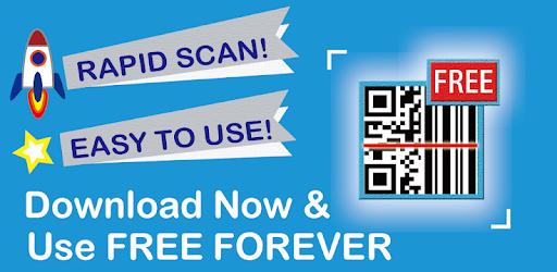 Free QR Scanner: Bar Code Scanner & QR Code Reader - Apps on Google Play