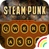 Steampunk Keyboard Theme Android APK Download Free By Powerful Phone