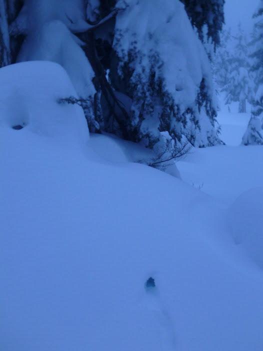 Little Snow Cave