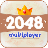 2048 v/s 2048 - Multiplayer