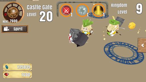 Code Triche Loyal Guardians - large scale auto battle RTS  APK MOD (Astuce) screenshots 1
