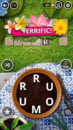Garden of Words - Word game