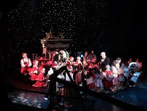 Photo: The children's Christmas show