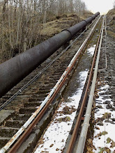 Photo: Someo Kraftwerk Giumaglio - Wasserschloss - www.standseilbahnen.ch Standseilbahn Funiculaire Funicular