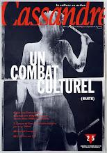 Photo: 1997 couverture de la revue Cassandre 25