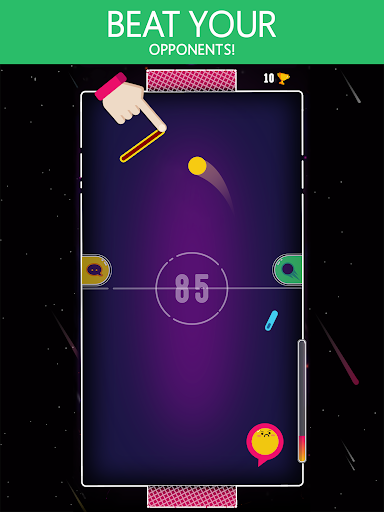 Space Ball - Defend And Score screenshot 7
