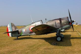 Photo: Curtiss H75-C1 Hawk