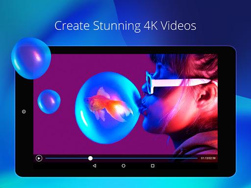 PowerDirector - Video Editor App, Best Video Maker 7.2.0 Screenshots 17
