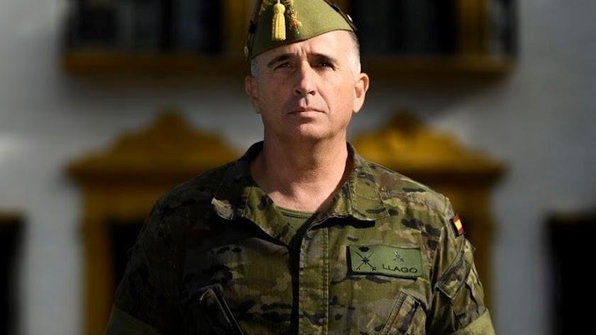 El general Marcos Llago