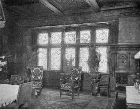 Photo: 1903 a wealthy New Yorker's dining room.