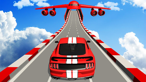 Muscle Car Stunts 3D Mega Ramp Racing Car Games 1.01 screenshots 11
