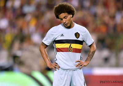 Axel Witsel is de waardevolste speler die deze zomer einde contract is