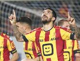 Dimitris Kolovos is na maanden revalidatie terug bij KV Mechelen